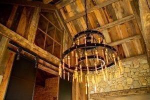Classy Barn Smoky Mountain Cabin
